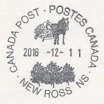 Cancellation Stamp