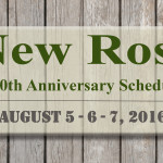 August 5th-7th-200th Anniversary Schedule of Events
