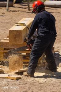 woodsmen competition_200th celebration